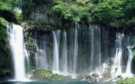 七,沟崖自然风景区