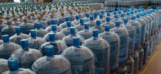 39批次食品不合格上黑榜 桶装水污染问题最严重