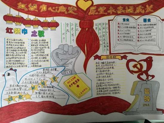 """《关于开展""""红领巾相约中国梦——听党的话,做好少年""""主题活动的通知"""