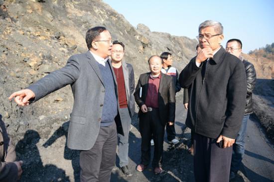湖南省安委办责成武冈市安全生产大检查立整立改