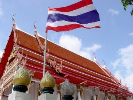 泰国国旗 资料图